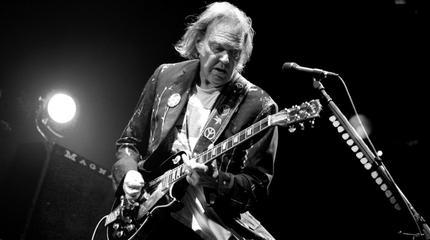 Foto de Neil Young