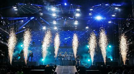 Foto de Nightwish en concierto