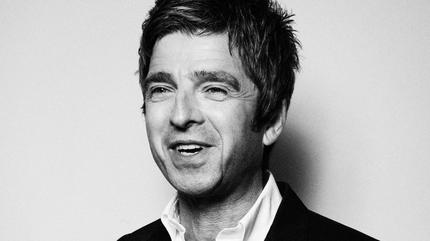 Fotografía de Noel Gallagher