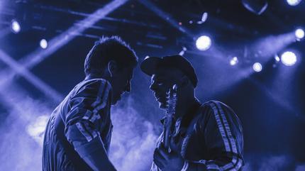 Foto de Novedades Carminha en el concierto de fin de gira en Madrid