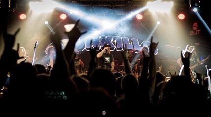 Foto de O'funk'illo en concierto