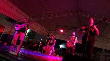 Foto de Parque el mechero en concierto