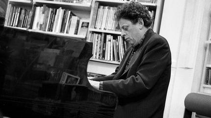 Foto de Philip Glass