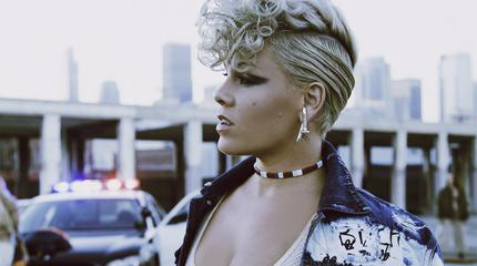 foto de pink what about us