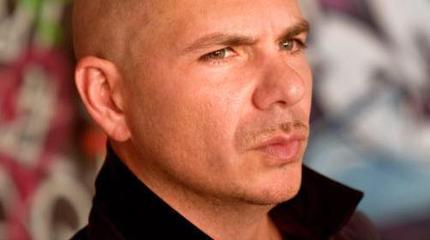 Retrato de Pitbull