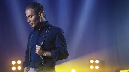 Foto de Pitingo en concierto