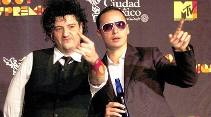 Foto de la banda Plastilina Mosh (México)