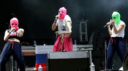 Foto de Pussy Riot