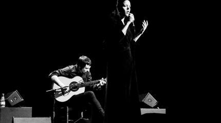 Foto de Rosalía & Raúl Refree