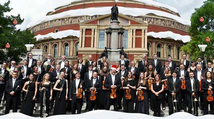 foto de la royal philharmonic orchestra