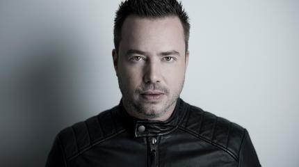 Foto del DJ Sander van Doorn.
