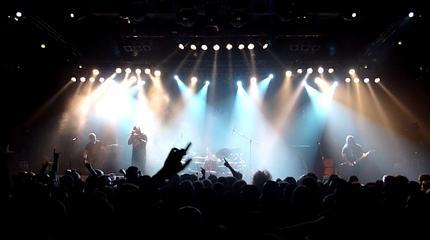 Foto de Sepultura en concierto