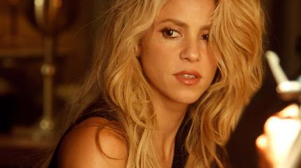 Shakira retrato