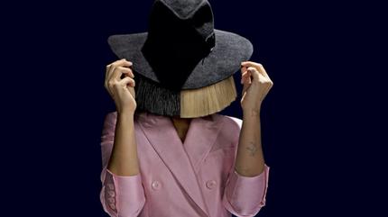 Foto de Sia con sombrero