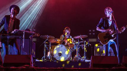 Foto de Sidonie en concierto