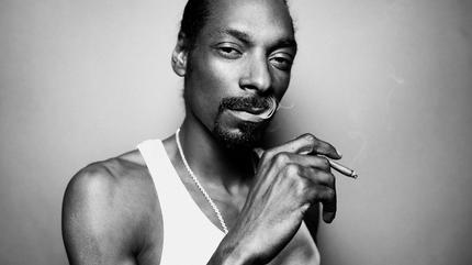 Foto de Snoop Dogg.