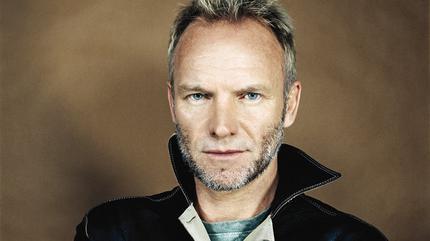 Fotografía de Sting