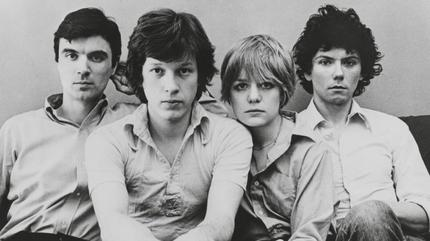 foto de talking heads