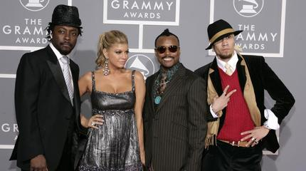 The Black Eyed Peas with Fergie