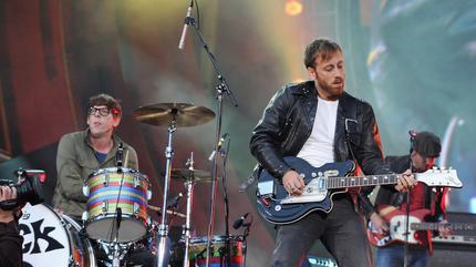 Foto de The Black Keys en concierto