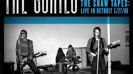 the gories banda garaje punk detroit portada del disco swan tapes