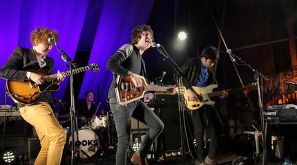 Foto de The Kooks en concierto
