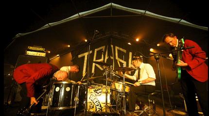 The monsters en concierto