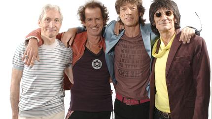 Foto del grupo The Rolling Stones