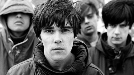 Foto de The Stone Roses de jóvenes