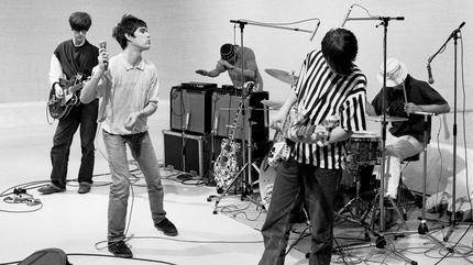 Foto de The Stone Roses en concierto
