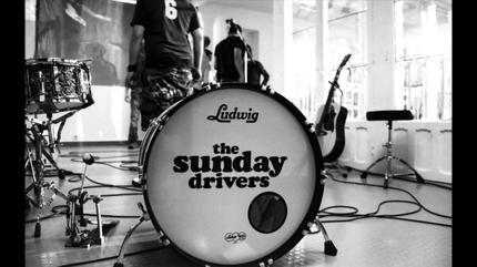 Foto de la batería de The Sunday Drivers