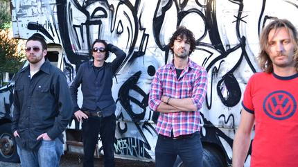 The Volcanics, banda australiana de rock que son un auténtico cañonazo en directo