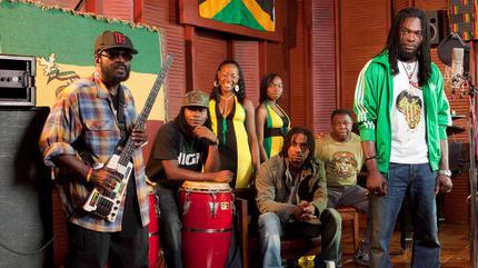 Fotografía de The Wailers