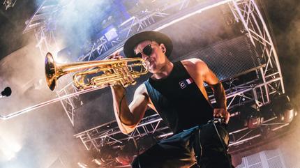 Foto de Timmy Trumpet