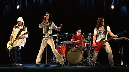 Foto de Tokio Hotel en concierto