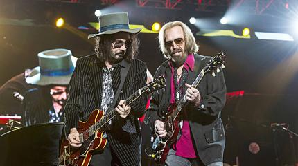 Foto de Tom Petty and The Heartbreakers en concierto