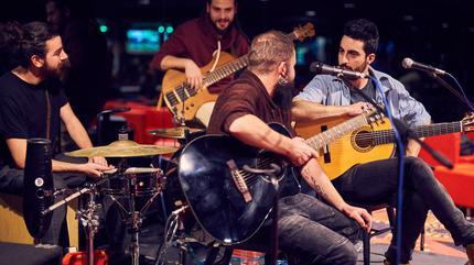 Foto de Trigo Sucio en concierto