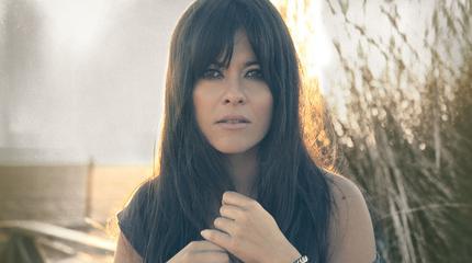 La cantante Vanesa Martín.