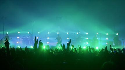 Foto de Vetusta Morla en concierto