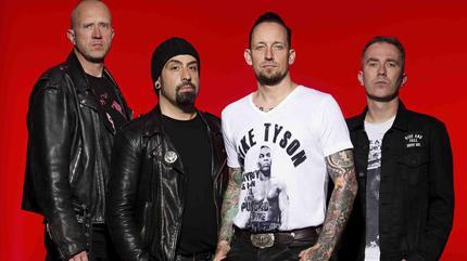 Foto de Volbeat.