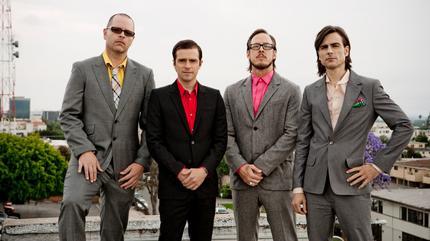 Foto de Weezer.