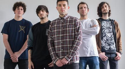 A picture of the band