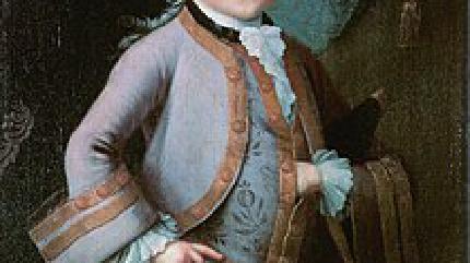 Foto de Mozart