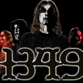 1349 concert in San Diego