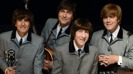 Concierto de 1964 The Tribute en Salisbury
