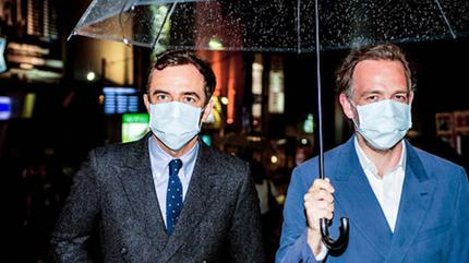 2ManyDJs + Denis Sulta + Folamour concert in Manchester