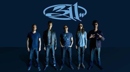 311 concert in Portland