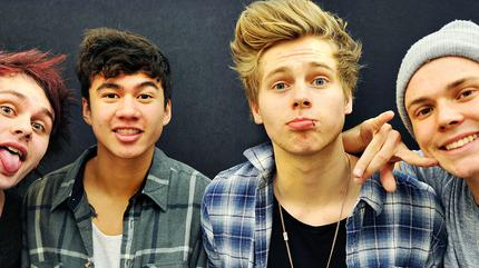 Concierto de 5 Seconds of Summer en Londres
