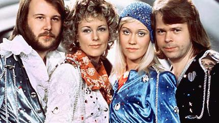 ABBA concert in Pasadena