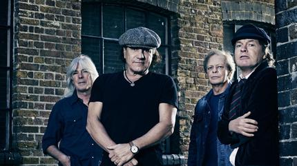 AC/DC concert in Meaux